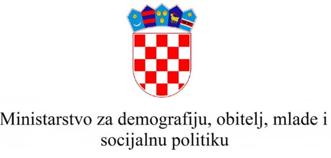 Ministarstvo za demografiju, obitelj, mlade i socijalnu politiku je objavilo Natječaj za dodjelu jednokratnih financijskih podrški