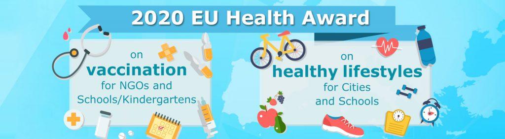 """Javni poziv za """"EU Health Award 2020"""""""