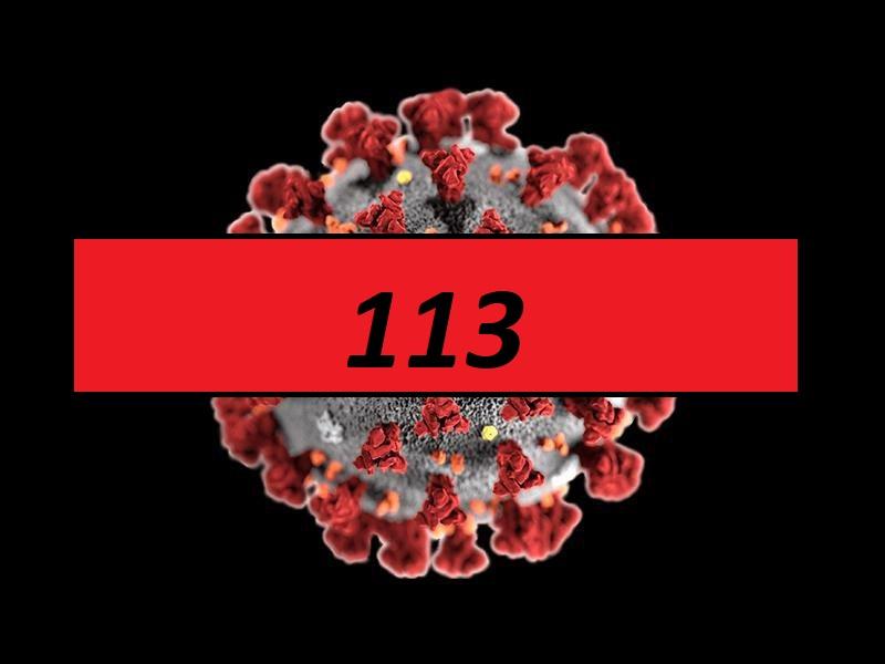 Novi broj – 113
